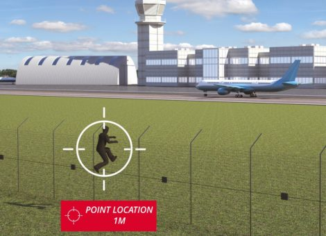 Airport point detection